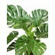 Philodendron artificiel monstera