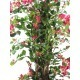 Bougainvillier rose artificiel