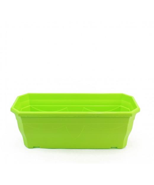 Balconnière vert tilleul