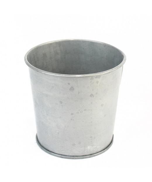 Cache-pot zinc titanium