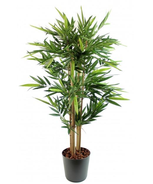 Bambou artificiel à grosses cannes