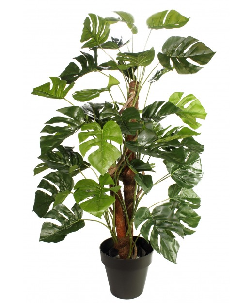 Philodendron artificiel grimpant 100 cm