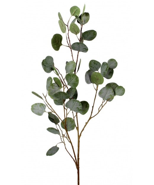 Rameau d'eucalyptus artificiel 118 cm