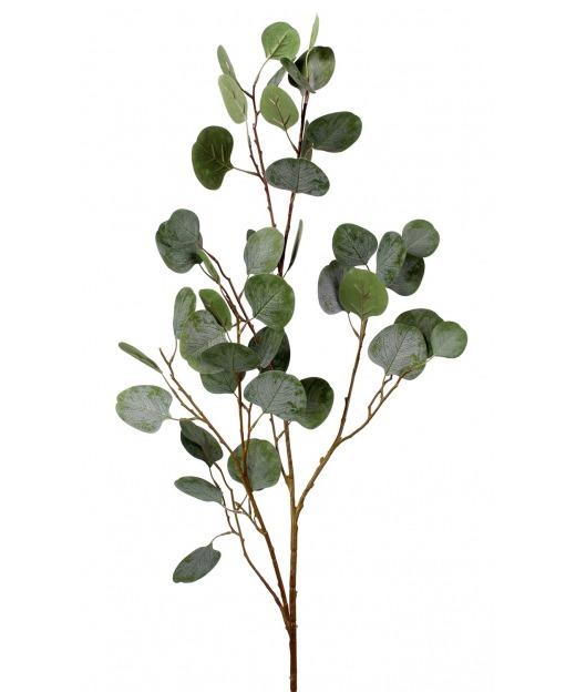 Feuille d'eucalyptus artificielle 118 cm