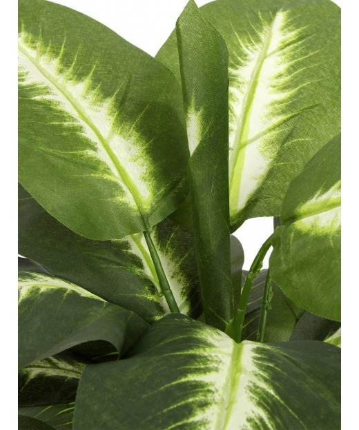 Pétunia artificiel rose blanc 25 cm
