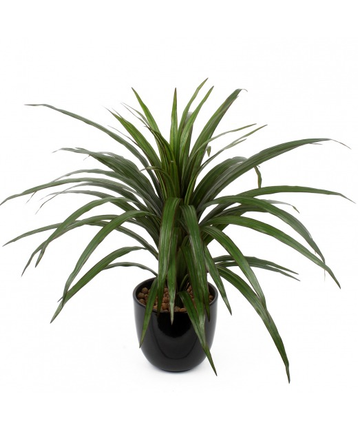 Anthurium artificiel sur tige 78 cm