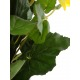 Mini dieffenbachia artificiel