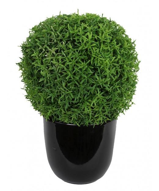 Boule plante artificielle