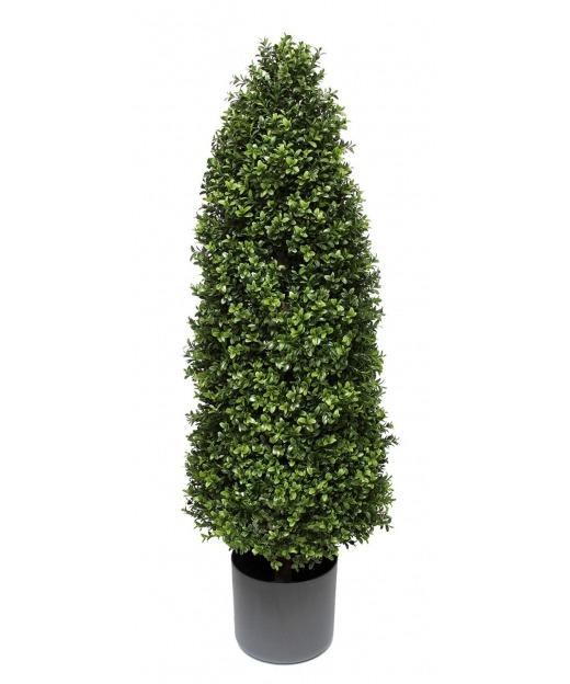 Lilas blanc artificiel 48 cm