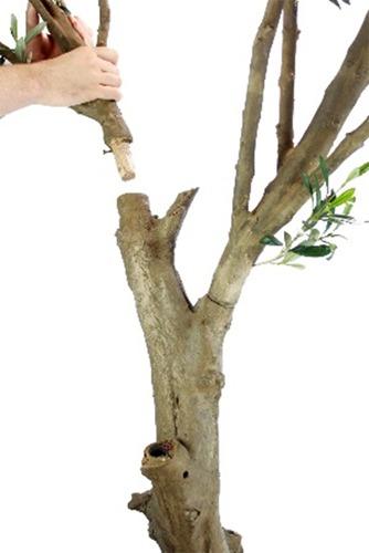 Arbre artificiel montage branche