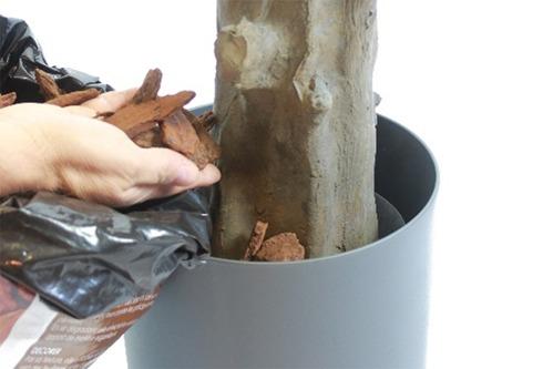 Arbre artificiel remplissage pot