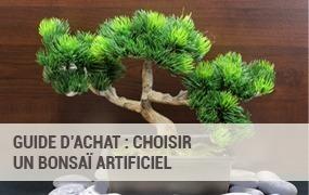 Le guide d'achat des bonsaïs artificiels
