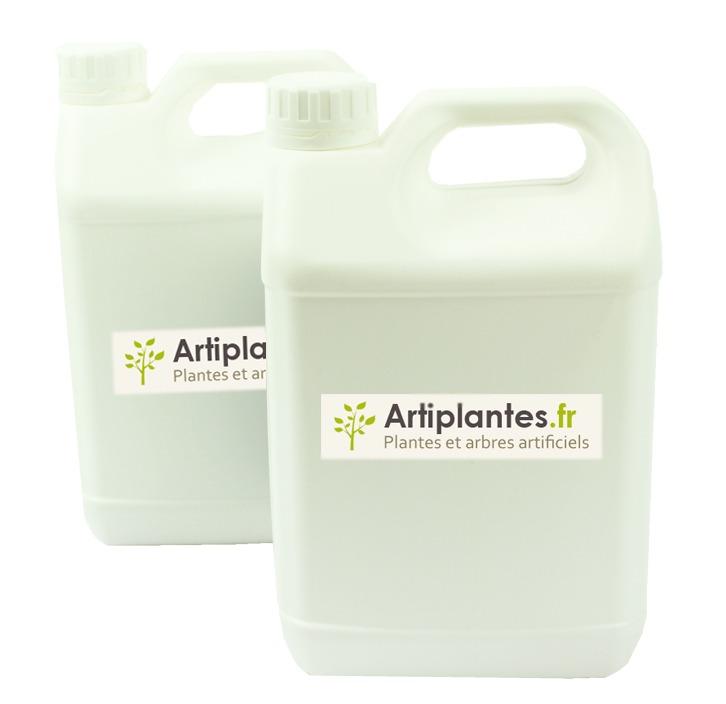 Traitement anti-UV pour plantes artificielles